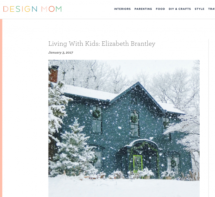 image design mom living with kids elizabeth brantley