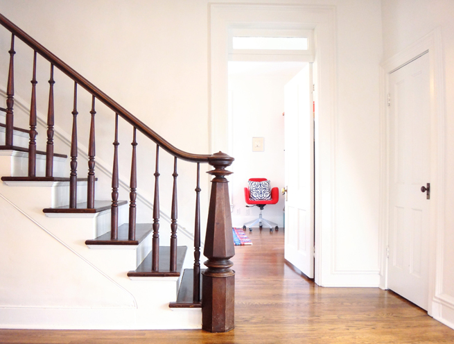 picture of foyer