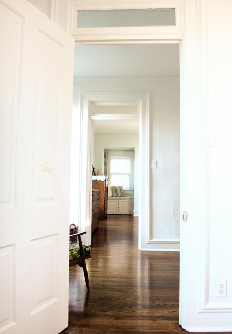 picture hallway