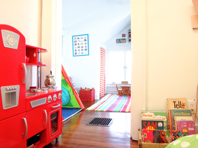 image old house playroom