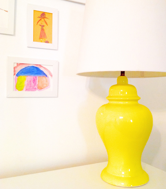 picture ginger jar lamp