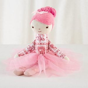 image of Wee wonderful doll Agnes, Land of Nod