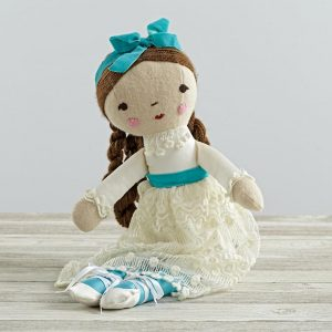 image wee wonderful doll Clara, Land of Nod