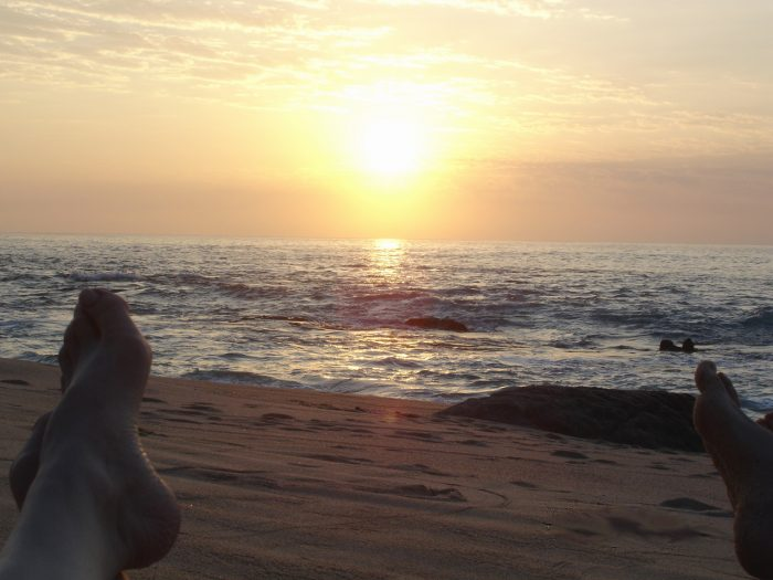 image sunrise cabo san lucas mexico honeymood
