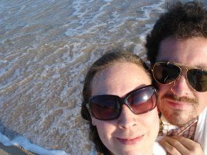 image honeymoon selfie newlyweds cabo san lucas mexico