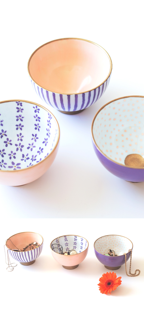image painted bowls